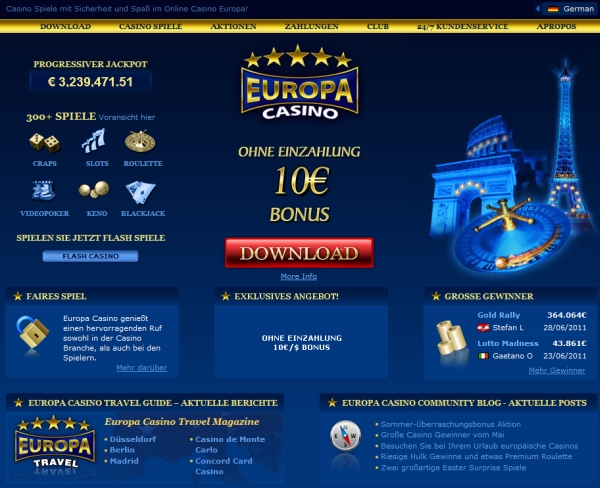 europacasinos